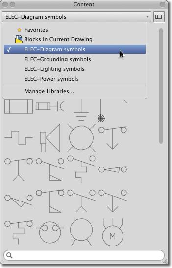 CADToolsOnline.com - Electrical Symbols Library v1.0 for AutoCAD for ...